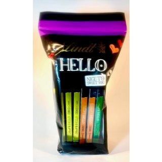 Lindt Hello Mix Tafeln 600g
